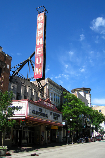 Orpheum on State St