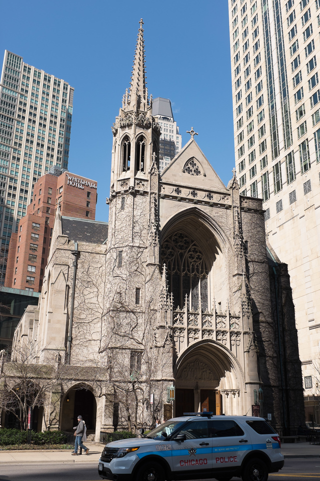 Fourth Presbyterian Church