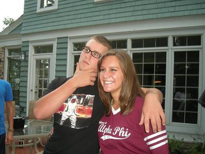 Amanda and Ryan