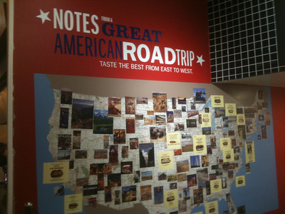 Great American Road Trip (hey, they stole my idea!)