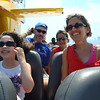 Pomerantz family lovin the speedboat!