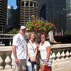 Bill, Lee and Lori in Chicago ( 2011 )