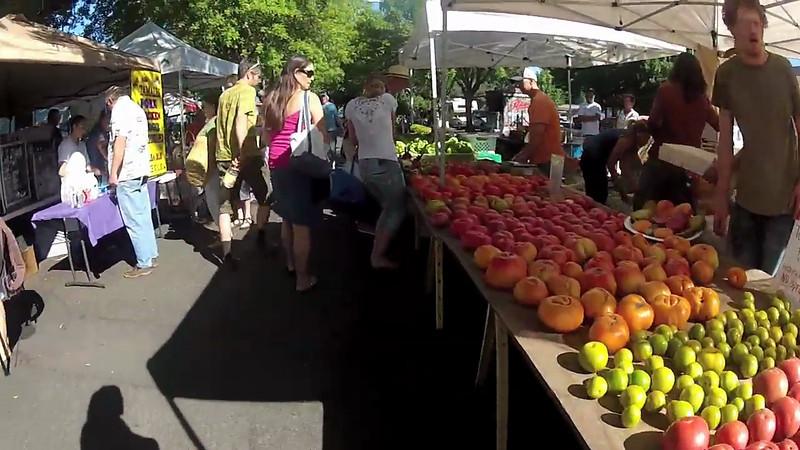 Chico Farmers Market