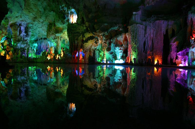 Assembling Dragon Cave, Yangshuo 陽朔聚龍潭