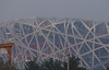 China, Beiing, Olympic Construction, The Bird's Nest