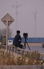 China, Beiing, Olympic Construction, View Camera