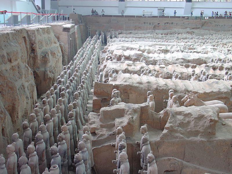 xian terra cotta army
