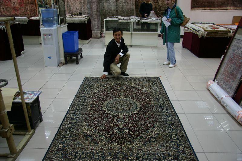 shanghai rug factory