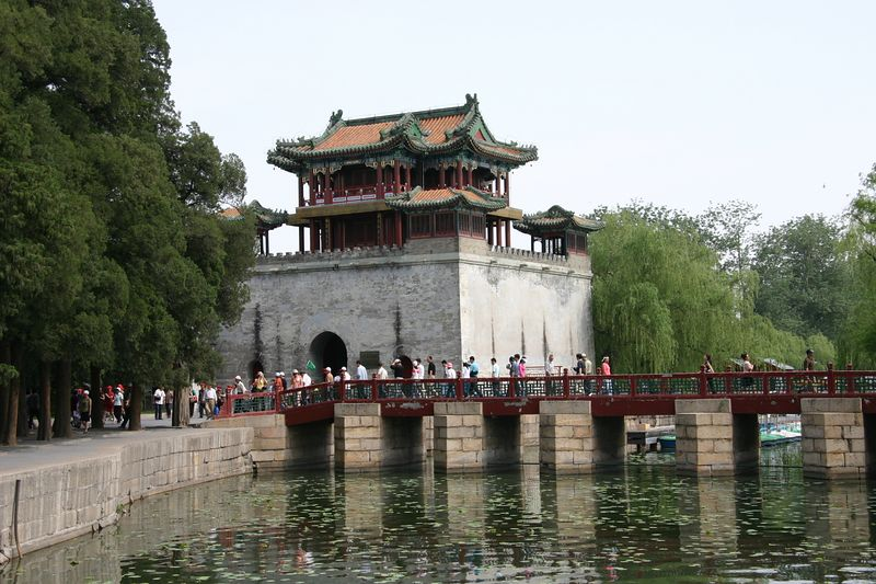 beijing summer palace