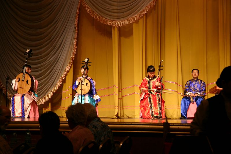 xian tang dynasty play
