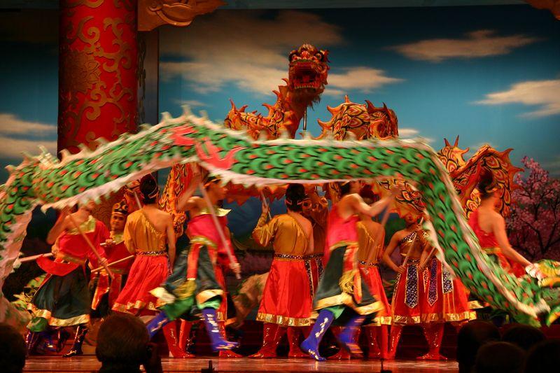 xian tang dynasty play