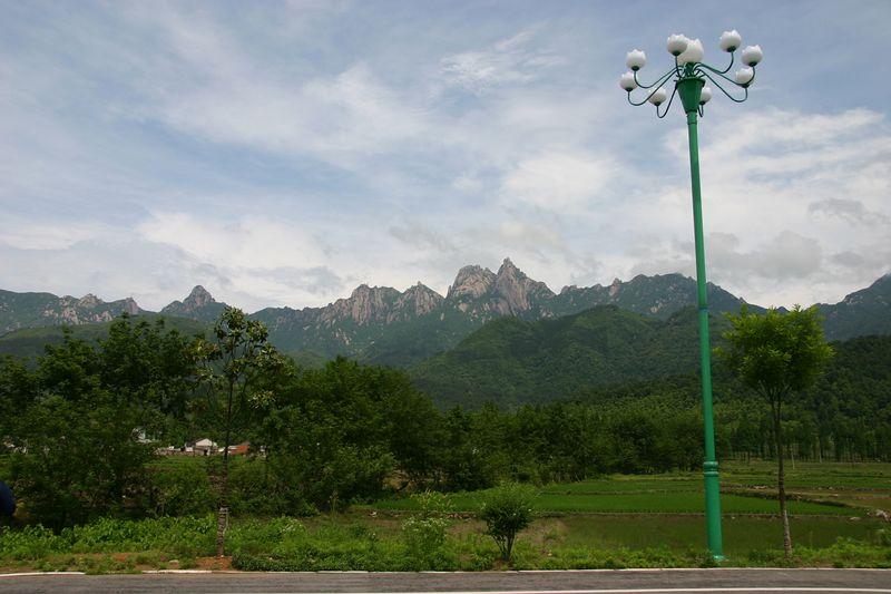 Mt. Jiu Hua