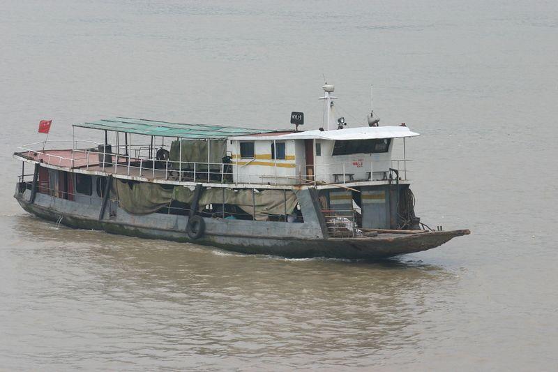 Yangtze River cruising