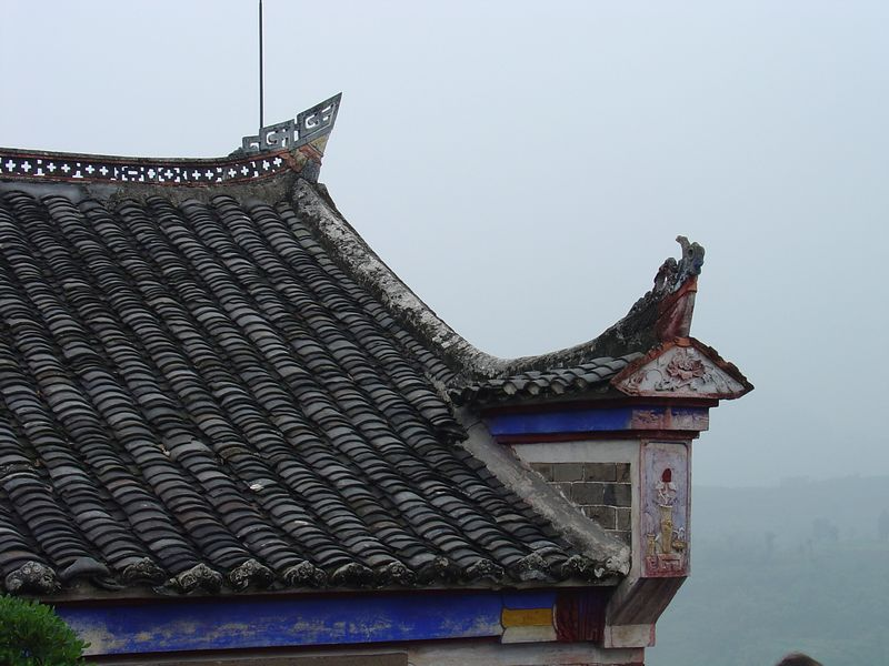 Shibaozhal Temple (1650)