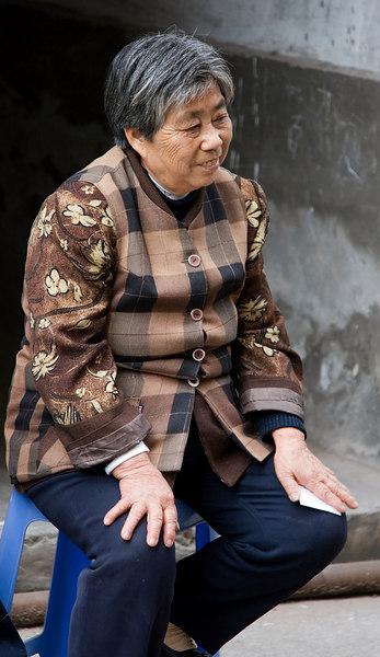 Retired Farmer's wife.