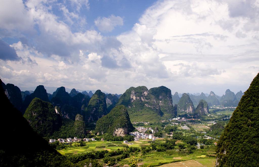 Yangshuo Karst Landscape