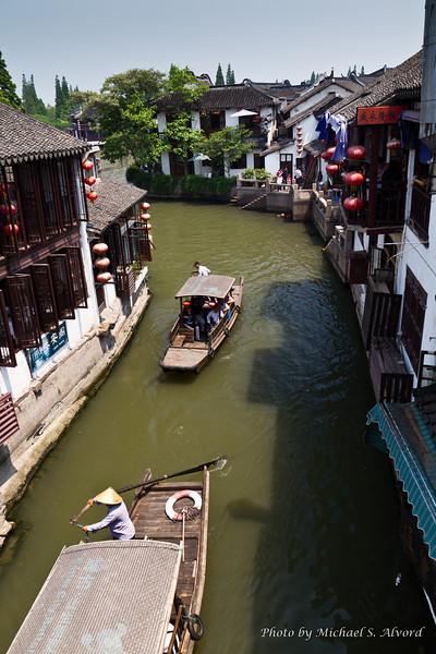 Shanghai Venice.