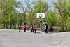 "Basketball is big in China, many times when we said we were from New Jersey the response was .... "" Oh, NBA team there""."