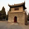 Xi'an, China - Big Wild Goose Pagoda