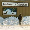 After spending 1 night in Winnipeg and a touchdown in Gillam, we land in Churchill.