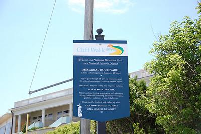 Cliff Walk, Newport RI