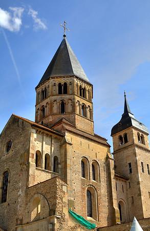 Cluny et Beaujolais - Saône et Loire - France