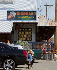 The High Hand Nursery in Loomis, CA