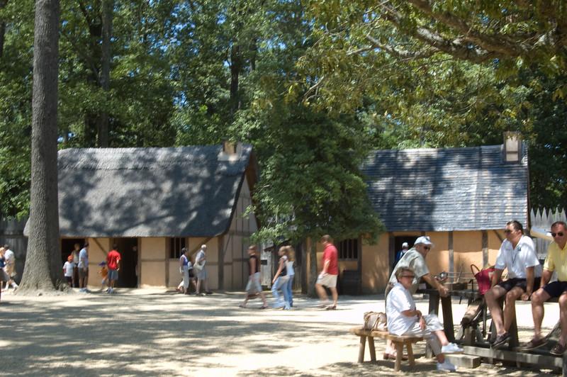 James Fort at Jamestown Settlement