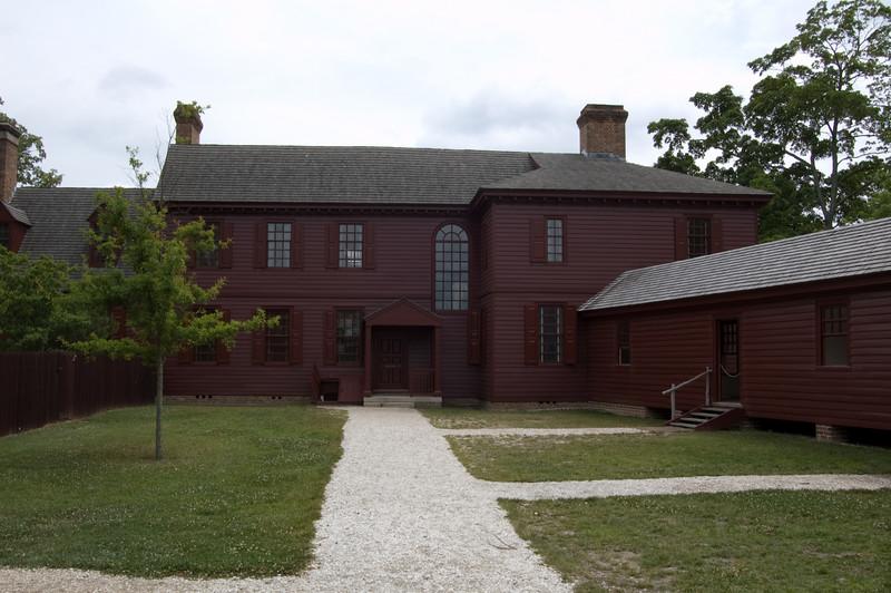 Peyton Randolph House at Colonial Williamsburg