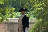 George Washington intrerpreter at Colonial Williamsburg