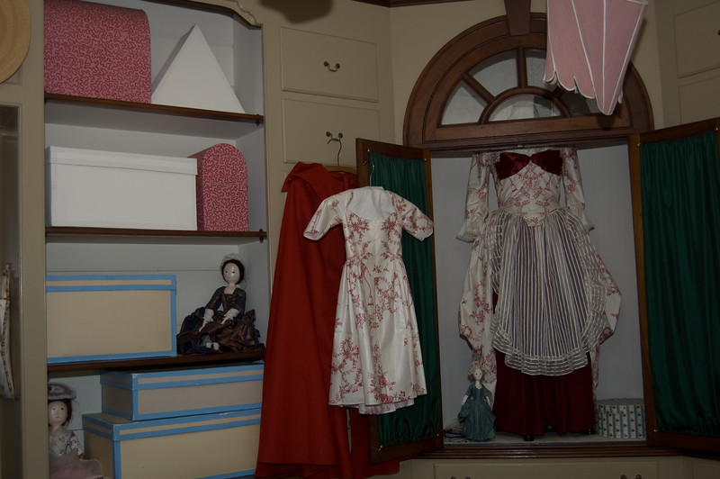 Seamstress Shop  at Colonial Williamsburg