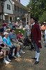 """Revolutionary City"" re-enactment at Colonial Williamsburg"
