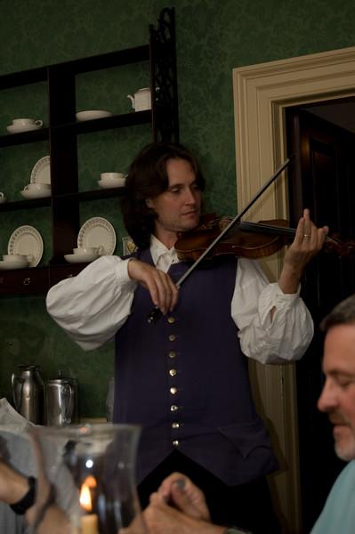 Kings Arms Tavern at Colonial Williamsburg