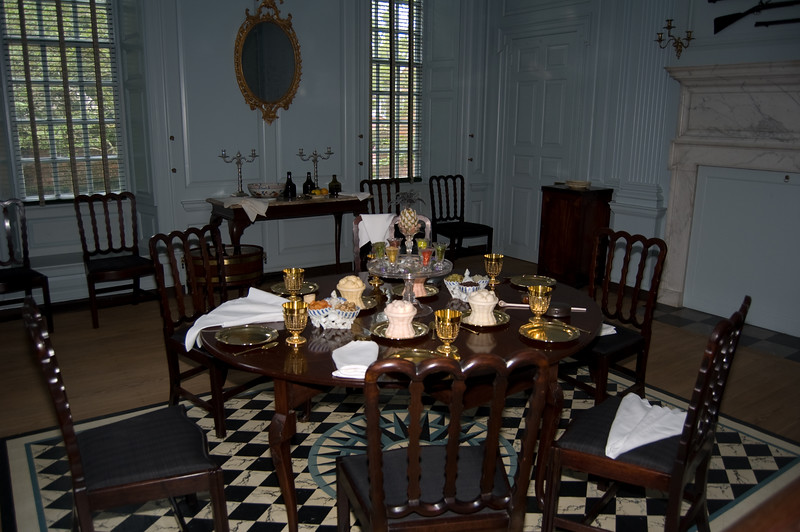 Peyton Randolph House at Colonial Williamsburg