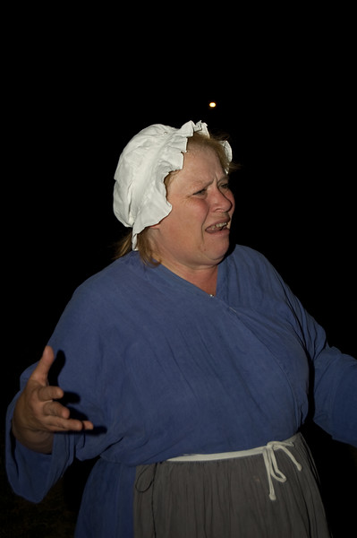 Ghosts and Legends Tour at Colonial Williamsburg