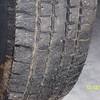 Near new 235/85RX16  inch Carlisle trailer tires.  Spare has never been on ground.