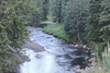 July 9, 2012 (Gore Creek / Vail, Eagle County, Colorado) -- Looking downstream
