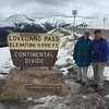 MaryAnne and David @ Loveland Pass