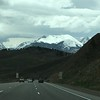 Rocky Mountains Scenery from Highway I-70