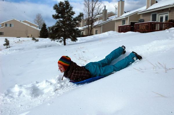 Colorado and New Mexico - Xmas 2009