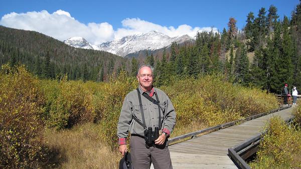 October 11, 2010 - (Rocky Mountain National Park [Beaver Ponds] / Larimer County, Colorado) -- David