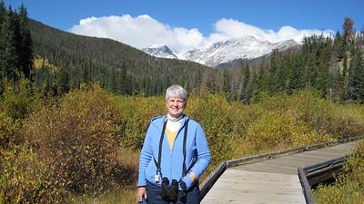 October 11, 2010 - (Rocky Mountain National Park [Beaver Ponds] / Larimer County, Colorado) -- MaryAnne