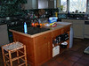 The kitchen was the best designed space in the house.