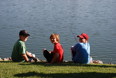 Colorado - Summer Vacation - July 4th - (Fishing at the Broadmoor)