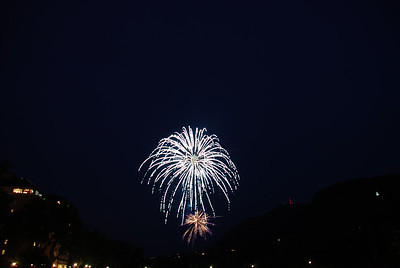 Colorado - Summer Vacation - July 4th - (Fireworks)