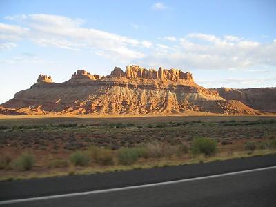 Colorado-Utah-New Mexico - August 2003