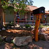Carols' sister, Margaret and husband Skip's beautiful home, Salida, Coloradoo