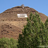 """S"" Mountain, formerly Tenderfoot Mountain, Salida, Colorado"