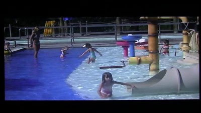 Video:  9 minutes ~~ Water World, Leo Birthdays, August 2006, Colorado