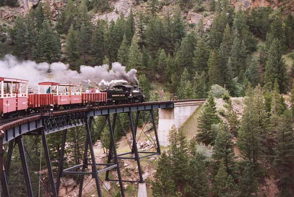 Georgetown Loop Railway